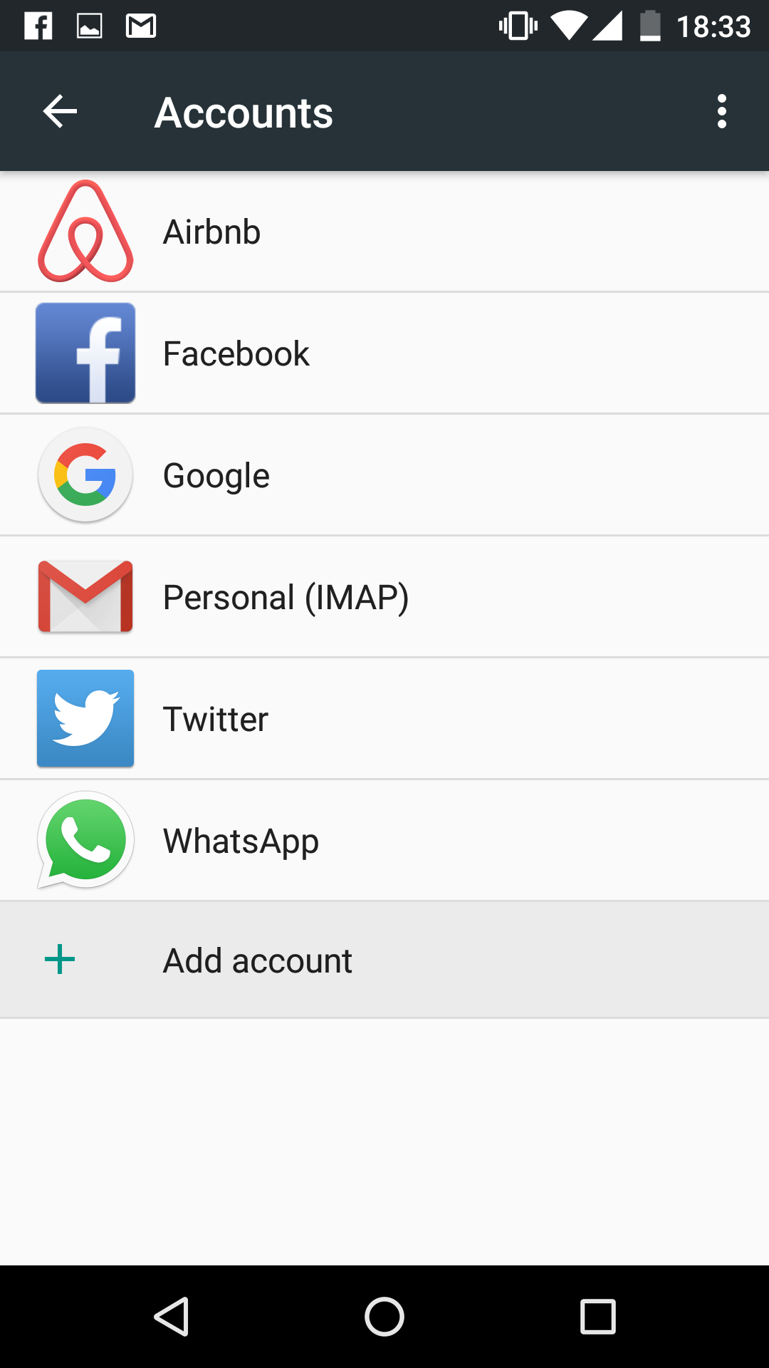 configure mail android marshmallow 2